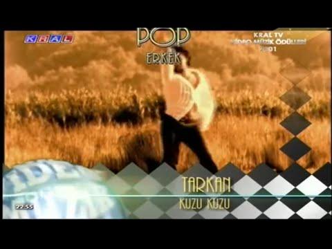 TARKAN Kral Tv Video Müzik Ödülleri 2001