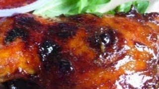 Bumbu Oles Ayam Bakar Madu || Resep Ayam Bakar Madu