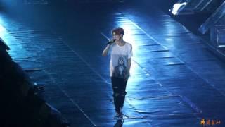 [Fancam] 160326 鹿晗(Luhan) Talk+Your Song(致愛)@ Reloaded Concert in Beijing