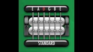 Afinação Padrão da Guitarra 6 Cordas (E Standard)