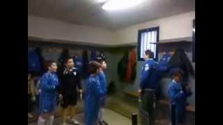 Sabaini Maestro Atletico Pulcini 2004 2005 Stagione 2014 15 Didattica pre-partita 1