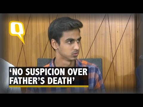 Xxx Mp4 Father's Death Not Suspicious Says Justice Loya's Son The Quint 3gp Sex