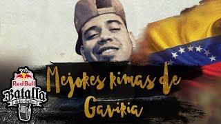 Las mejores rimas de Gaviria | Red Bull Batalla de los Gallos