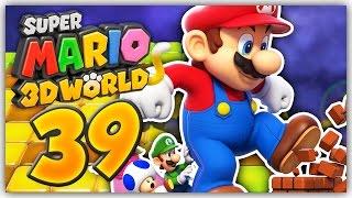 OH NEIN, ES GEHT WEITER D:! ★ 39 • Let's Play Super Mario 3D World