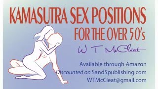 Kamasutra for the active over 50s:  intimate sex positions