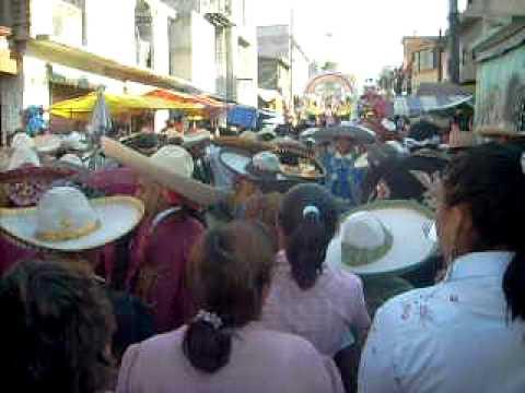 carnaval en santiago acahualtepec 2010