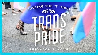 Trans Pride 2016 in Brighton & Hove: See the march and more!