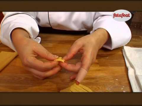 طريقة تشكيل الشباكية حورية المطبخ