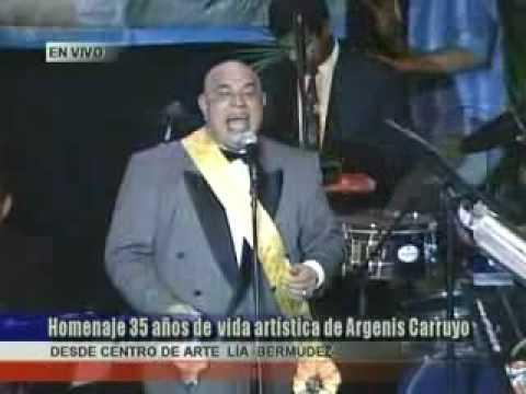Argenis Carruyo y su Orquesta El Profesor Rui Rua 2007