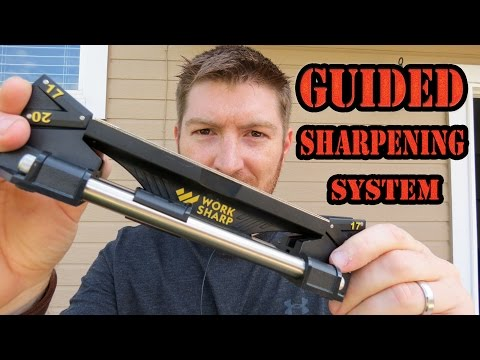 Xxx Mp4 Work Sharp Guided Sharpening System Review 3gp Sex