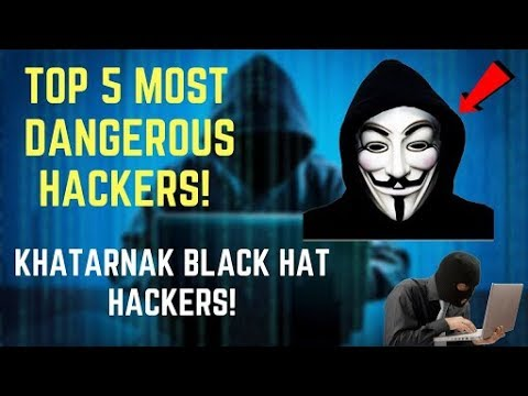 Top 5 Hacker in the world famous technology Techniquet