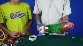 Make your own Water Rocket