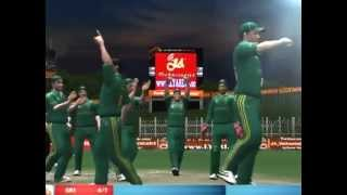 ICC T20 World Cup 2012 PC Game Sri Lanka vs South Africa