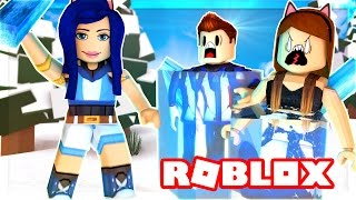I DESTROY & FREEZE EVERYONE IN ROBLOX! | Roblox Icebreakers