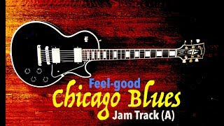Feel-good Chicago Blues Jam Backing Track (A) - Quist