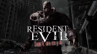 Resident Evil: Last Escape (GAME MOVIE)