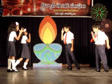 TVT Diwali Dhamaka - A Square B Square Dance - 11/12/11