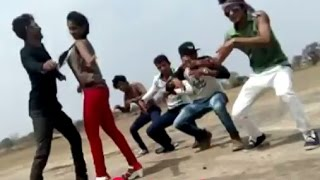 CHHATTISGARHI DANCE | BIJURI ALBUM | CYCLE SE AAYA | GUDDU PANDAY GROUP