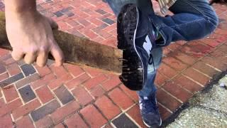 Human Poop on My Shoe