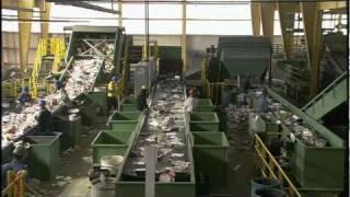 Single-Stream Recycling -- Leading the Way to Zero Waste