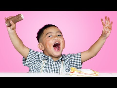 Xxx Mp4 Kids Try Russian Snacks Kids Try HiHo Kids 3gp Sex