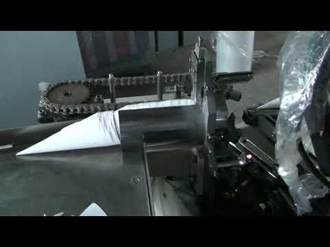 Xxx Mp4 JXG A Ice Creame Paper Cone Making Forming Machine 3gp Sex