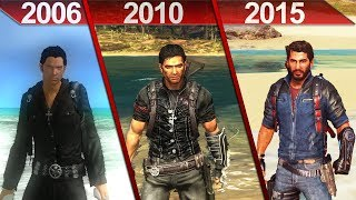 Evolution of Just Cause 2006 - 2015   ULTRA   GTX 970