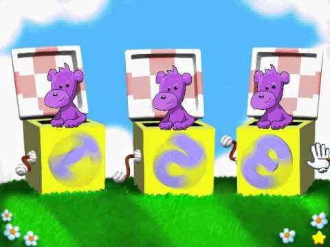 Lapin Malin Maternelle 1 Reader Rabbit Toddler Partie 5 Boîtes des Surprises