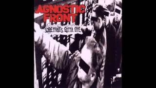 Agnostic Front - Something's Gotta Give 1998 (FULL ALBUM)