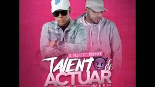 El Tachi Ft Dubosky - Talento De Actuar (Audio)