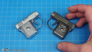 👹CURSED!? Top 10 Pistol Lighters Rare and Unusual