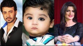 শাকিব খানের সন্তানকে নিয়ে একি বললেন শ্রাবন্তী ??? Shakib Khan & Srabanti Latest News