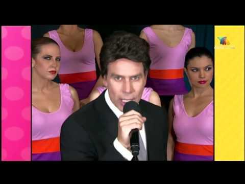 Las Chicas Del Ballet De Venga La Alegria y Venga El Domingo No Es Lo Mismo Pero Es Igual