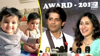 Karanvir Bohra & Teejay Sidhu To PUBLISH Book On Their Twin Daughters