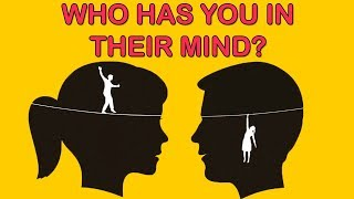 WHO HAS YOU IN THEIR MIND? Love Personality Test | Mister Test