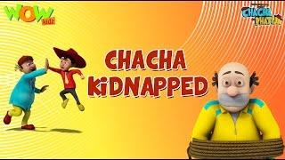 Chacha Kidnapped - Chacha Bhatija - Wowkidz - 3D Animation Cartoon for Kids - As seen on Hungama TV