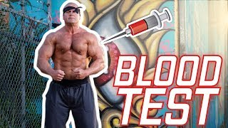 Why You Should Get Blood Drawn For Health - Mark Bell's Blood Test ft. Stan Efferding