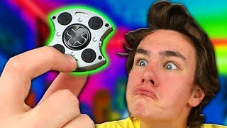 I Got This Fidget Spinner For Matthias