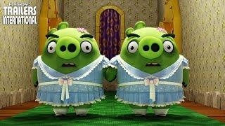 Angry Birds - O Filme | Novos Clipes + Spot + Trailer [HD]