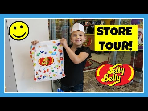 AWESOME JELLY BELLY STORE TOUR THE WEISS LIFE