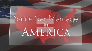 Same Sex Marriage in America: What Now?