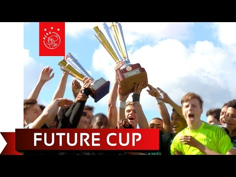 Finale Future Cup: Bayern München - Ajax O17