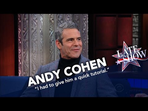 Download Lagu Andy Cohen Dishes About Hitting Gay Bars With John Mayer MP3