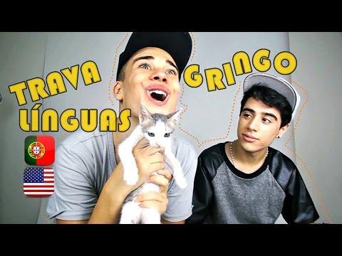 TRAVA LÍNGUA GRINGO ft Luis Mariz