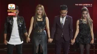 The Voice Cambodia - Live Show Final -លទ្ធផល  - 19 June 2016