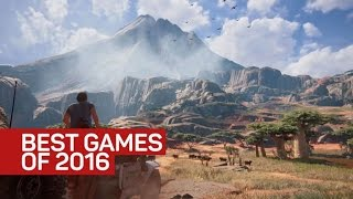 The best videogames of 2016