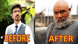 Bahubali 2: The Conclusion Movie Actor Transformation 2017 | Actors Before-After Pictures
