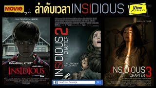 ติวเข้ม Insidious ฉบับเรียงตามเวลา [ MovieWarmingUp ]