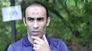 لقاء خاص مع مدير الكرة سيد عبدالحفيظ