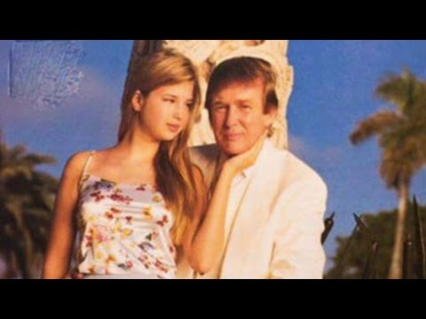 Pic Shows Donald Trump Creep On His OWN Daughter